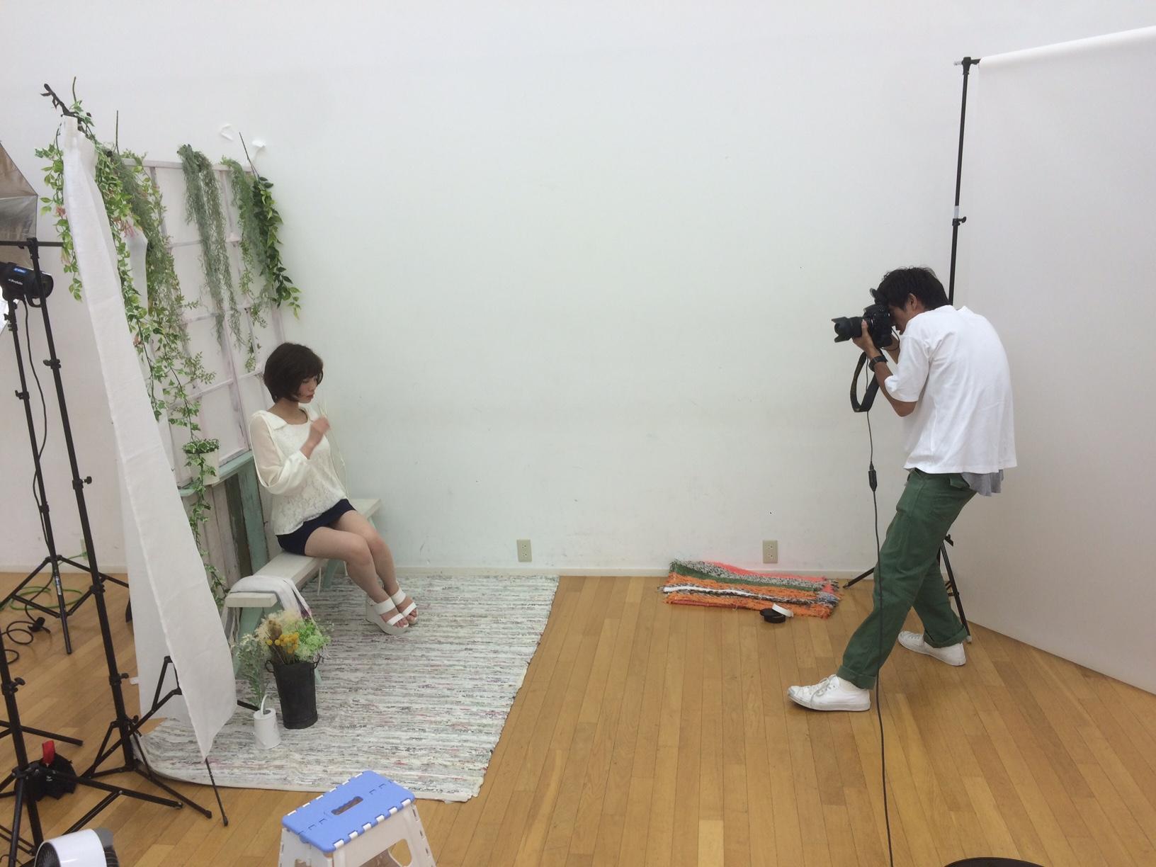 美容室『hair make Blume(ブルーム)』さんの取組み紹介!第2弾!!『サロン見学と撮影会体験』
