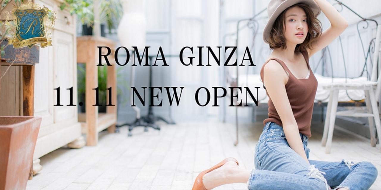 【道案内動画作成】 ROMA GINZA New Open!!『おめでとうございまーす!!』