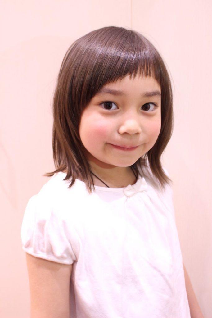 小学生 女の子の髪型なら 子ども専門美容室チョッキンズ 今年の